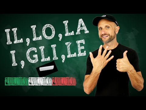 Learn Italian Grammar: Learn How to Use Italian Articles