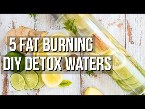 5 DIY DETOX WATERS FOR WEIGHT LOSS, DEPRESSION, AND HAIR GROWTH | SCCASTANEDA