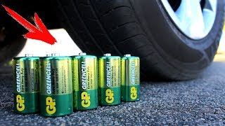 EXPERIMENT: CAR VS BATTERY