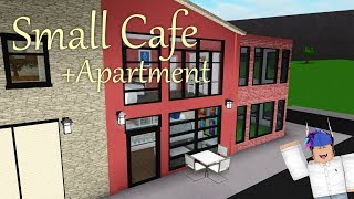 Roblox Bloxburg Small Cafe