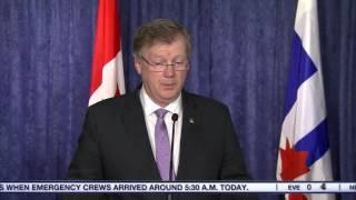 Video: Tory takes heat over Oleksiak