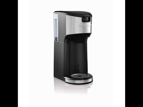 FARBERWARE SINGLE SERVE K-Cup and Brew COFFEE MAKER