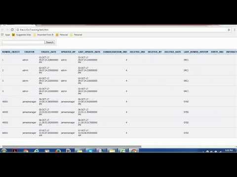 SQL Developer Tutorial -  How to Export Data