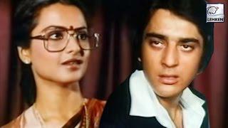 Rekha Was Sanjay Dutt