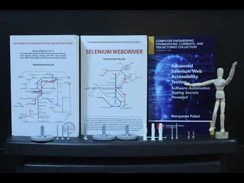 Selenium Test Automation Training Narayanan Palani