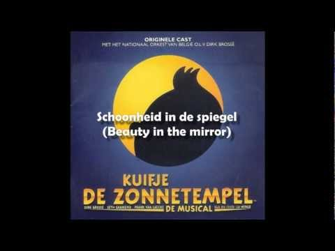 03 - Kuifje de Zonnetempel - Ah ik lach [Tintin Musical - English Translation]