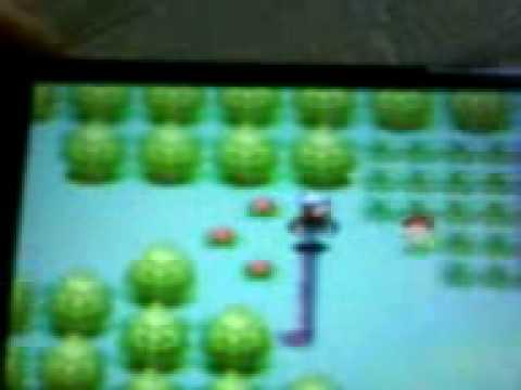 Pokemon hack auf psp.3GP