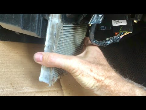 Chevrolet Truck Cabin Air Filter Replacement