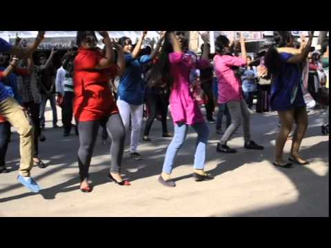 ICC T20 World Cup Flash Mob 2014 - City Dental College ( CDC ) Dhaka