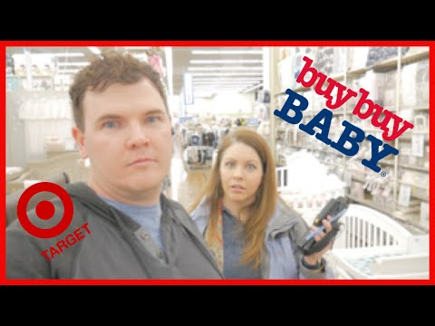 Baby Registry! I Target & Buy Buy Baby Registry