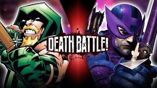 Download Green Arrow VS Hawkeye (DC VS Marvel) | DEATH BATTLE! Video