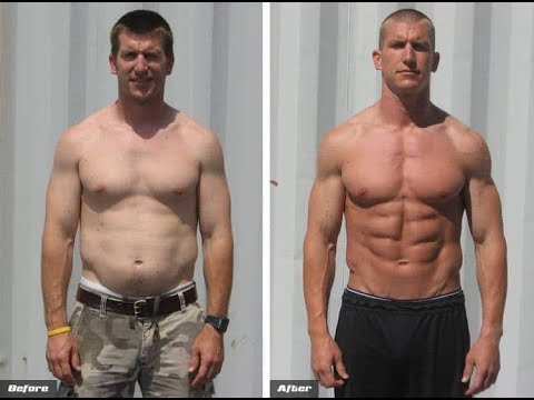 How to get six pack abs in two weeks