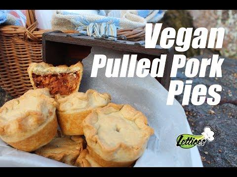 Vegan Pulled Pork Pie - Summer Series Episode 2
