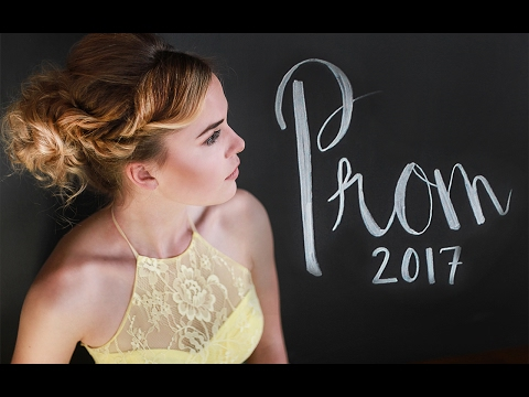 PROM STYLED SHOOT - BTS
