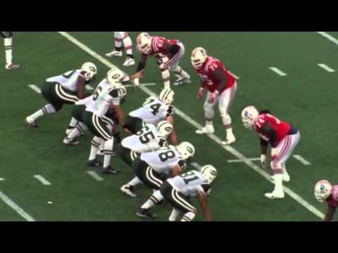 2 Minute Drill - Blocking the A Gap - USA Football