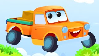 If You Are Happy | Zeek And Friends | Car Cartoon Videos from Kids Tv Channel