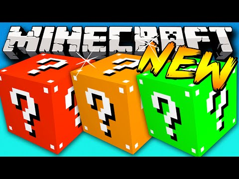 Minecraft New Lucky Block Race! (Minecraft Lucky Block Race) w/ Lachlan & Friends