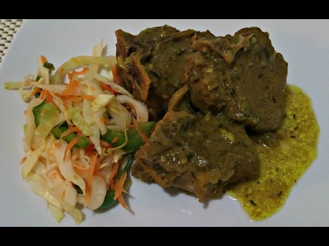 How to Make Jamaican Curried Lamb Chops!