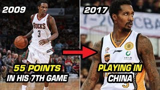 What Happened to Brandon Jennings