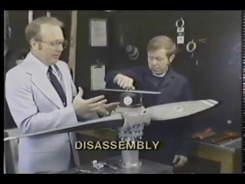 Aircraft Propeller Care
