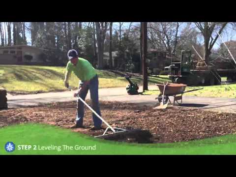 How to lay sod in your yard