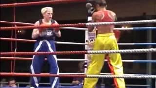 My 3rd Professional World Championship In #ireland #fullcontact #belfast #kickboxing #ko #boxing