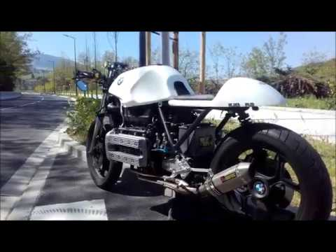 BMW K100RS EXHAUST SOUND
