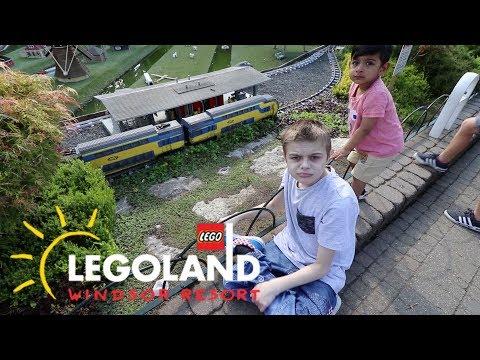 Legoland Windsor   Merlin Day Out & Autism Vlog