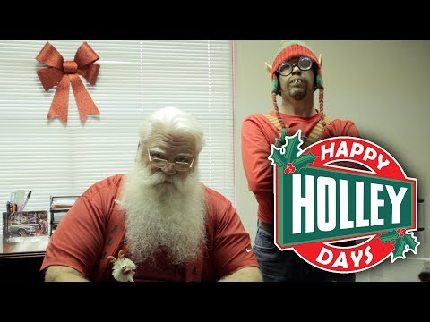 The Holley Days 2017 - Feature Length - Episodes 1-7 W/ Bonus Footage & Bloopers
