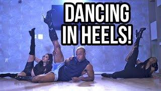 Download DANCING IN HEELS ft. Drew Dorsey, Sinead De Vries, Jackie Iadonisi & Marlene Turner! Video