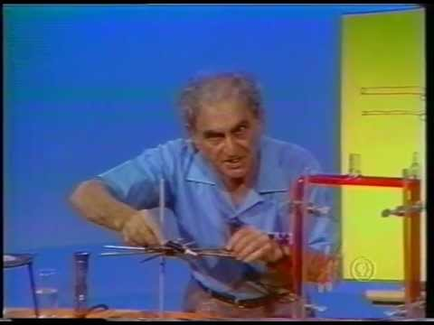 Julius Sumner Miller: Lesson 23 - Heat Energy Transfer by Convection