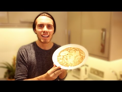 #ad | HOW TO: Cook Pancakes with PointlessBlog!