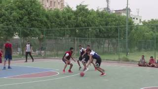 Galgotias Educational Institutions - Indian College Sports League (Basketball)