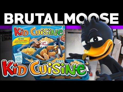 Kid Cuisine - TV Dinner Reviews - brutalmoose