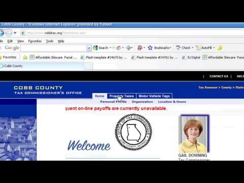 How to Pay Property Taxes Online