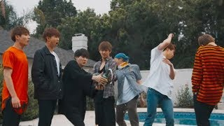 Download BTS BURN THE STAGE THE MOVIE CUTE AND FUNNY MOMENTS Video