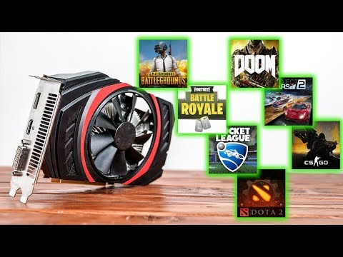 R7 360 Benchmarks in 2018! -- Great BUDGET Graphics Card