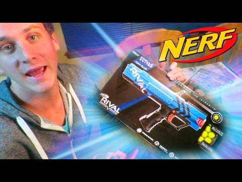 Most POWERFUL Nerf Gun Ever!