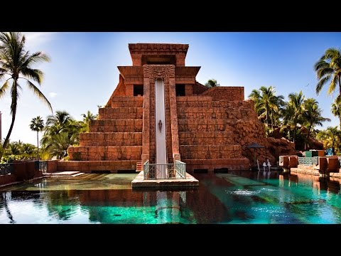 $25,000 per night hotel! Atlantis Bahamas!