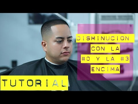 Fade Mediano Tutorial - ESPANOL Spanish