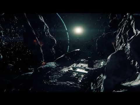 Star Citizen 3.0: Grim Hex (Yela) Timelapse