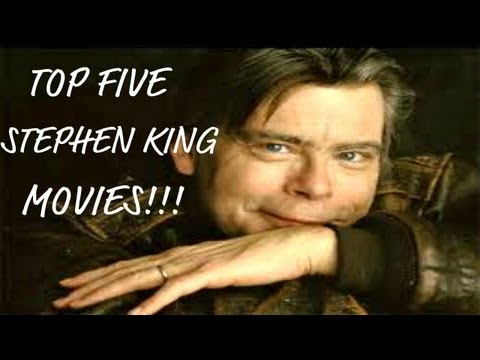 TOP FIVE STEPHEN KING MOVIES