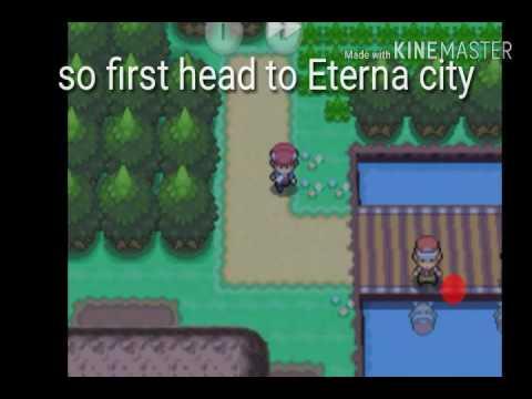 Pokémon platinum: how to get a exp.share