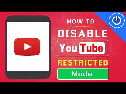 How To Turn Off YouTube Restricted Mode On Android