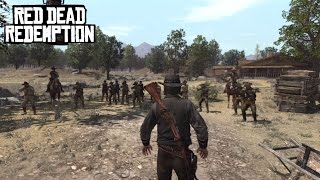The Last Enemy That Shall Be Destroyed - Red Dead Redemption Mission #57 (hd)
