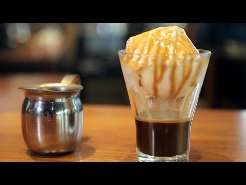 Coffee and Ice Cream: The Perfect Pair