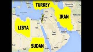 Turkey Leads Gog and Magog Formation of Islamic Caliphate Antichrist Empire With Ten Horns