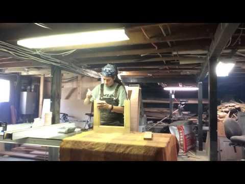 Wood Frame Assembly