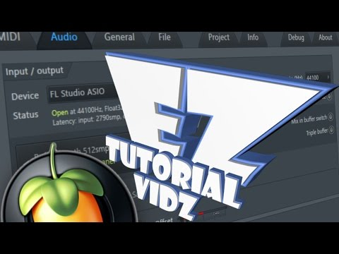 04. How to Reset FLStudio, Setup Sound Driver, Add Costum Folders & Changing User Preferences