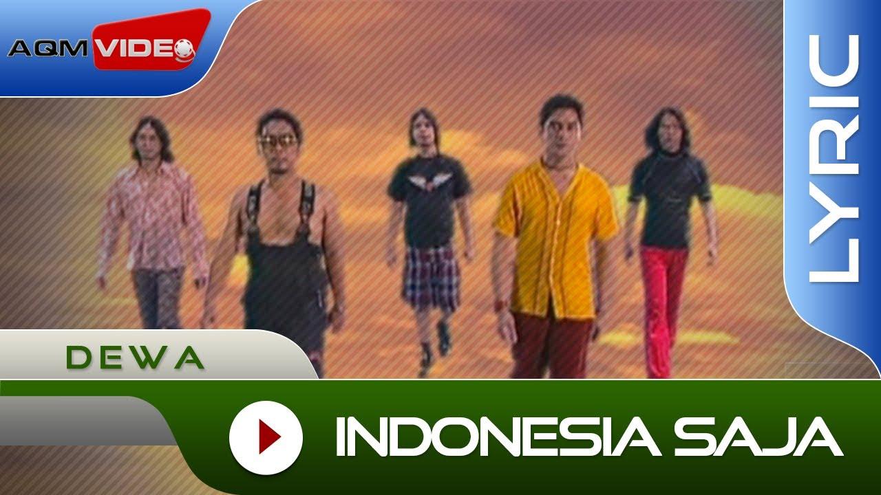 Dewa - Indonesia Saja